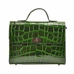 Zobacz zielone Lakierowane