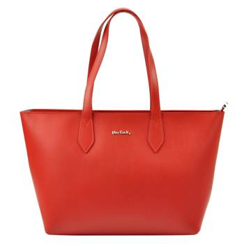 Czerwone Shopperbagi