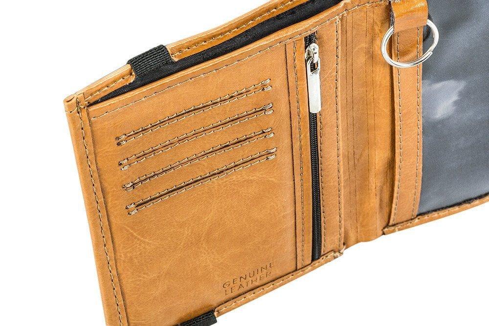 b2d9bc263758a ... skórzane portfel etui na paszport SOLIER SW07 Kliknij, aby powiększyć  ...