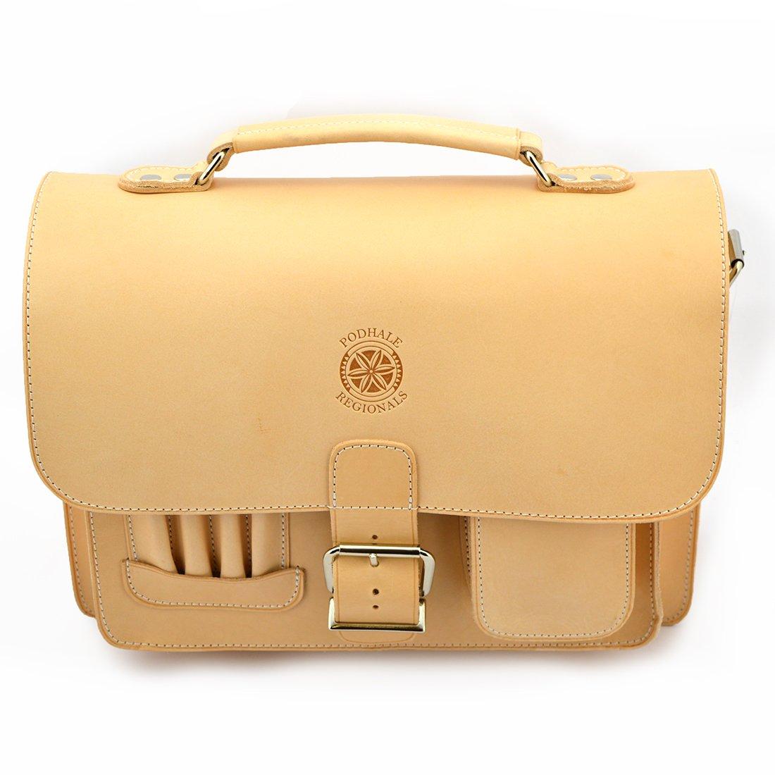 4fc5ae2107144 Klasyczna torba Podhale Regionals b919 natural - Skóra juchtowa premium    natural - Kup teraz Online