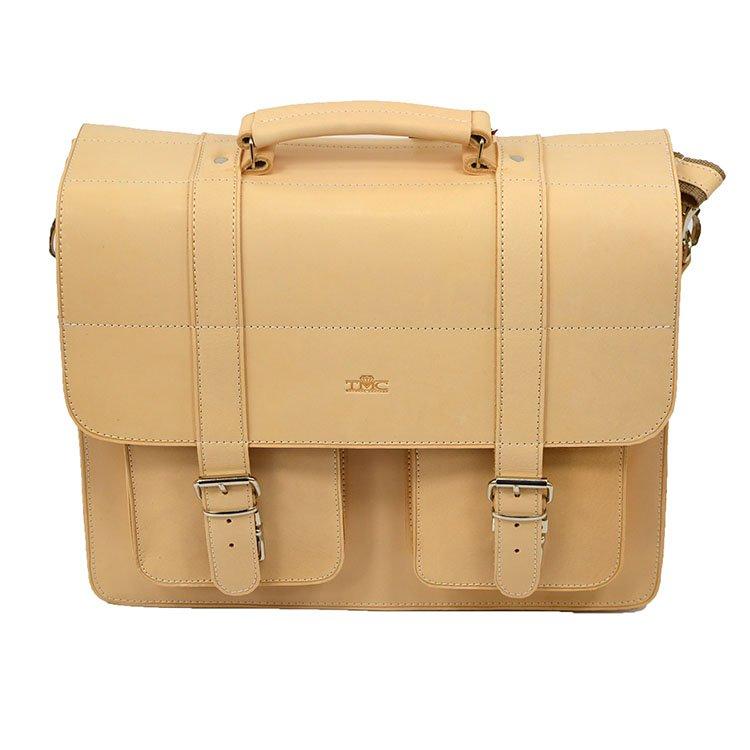44236e8363d85 Klasyczna torba Vintage TMC b902jj Natural - Kup teraz Online