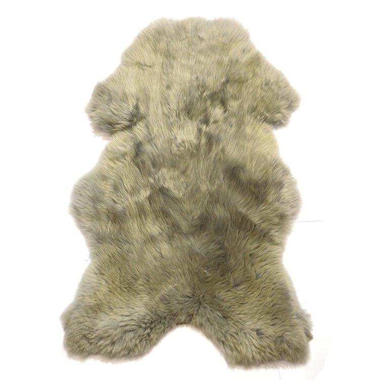 7293275dd15fd Skóra owcza szara - Naturalny włos   Szara - Kup teraz Online